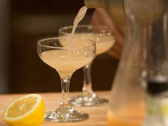 French Blonde Cocktail recipe from Patricia Heaton via Food Network