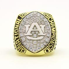 2004 Auburn Tigers SEC Championship Ring