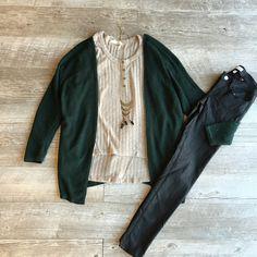 Forest Cardigan #RunwaySeven #YourWeeklyShoppingHabit #Shop #Fall #Fashion
