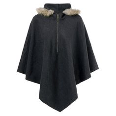 23.66$  Watch now - http://dil2c.justgood.pw/go.php?t=201417803 - Hooded Cape Coat