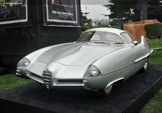 1955 Alfa Romeo B.A.T. 9 follow www.instagram.com/whipsnbikechains we feature all the hottest Cars and Car King Collectors in the World. Follow everyone on our list!!!
