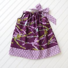 This would be the perfect dress for Briar's 1st birthday