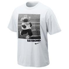 Raymond's very own t-shirt!