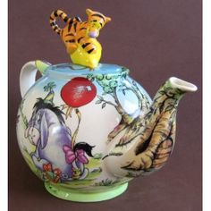 Disney Pooh's Birthday Party Teapot