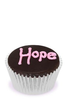 Hope for a Cure Cupcakes