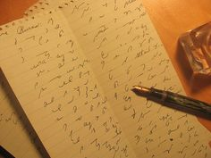 I rocked at shorthand in High School.   Too bad it never came in handy ;o(