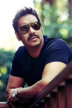 Ajay Devgan b. Vishal Veeru Devgan on 2 April 1969 is an Indian film actor, director, and producer who has established himself as one of the leading actors of Bollywood. Son of director and action choreographer Veeru Devgan originally from Amritsar, Punjab.