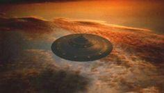 Рядом с Солнцем зафиксировали огромное НЛО