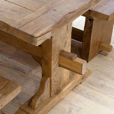 Monastery table.