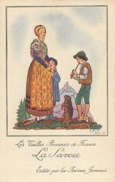 Delcampe – La plus grande marketplace pour les collectionneurs French Costume, Vintage Love, Folklore, Illustrations, Culture, Embroidery, Rhone, Prints, Poster