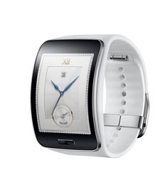 Samsung's Gear S smartwatch promises greater autonomy from your smartphone, a colorful display, and a slew of other new features. Is it enough to sell you on the need for a smartwatch? Apple Watch, Wi Fi, Samsung Gear S, Smartphone, Der Computer, Got Online, Wearable Technology, Technology News, Moda Masculina