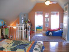 3rd floor boys bedroom = AWESOMENESS!!!