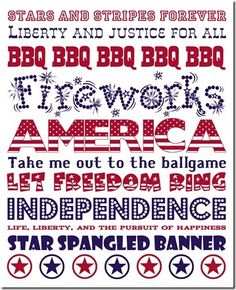 Holiday Snob: Ahh... Patriotic on Pinterest!