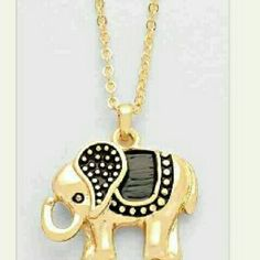 Elephant Pendant Necklace 16 Inches Jewelry Necklaces