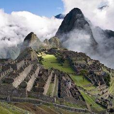 Machu Picchu, one day!