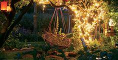 Casa Renova Online: ILUMINACIÓN EXTERIOR Como iluminar tu patio o jardín.. Más en http://casarenovaonline.blogspot.com.es/2017/06/iluminacion-exterior.html