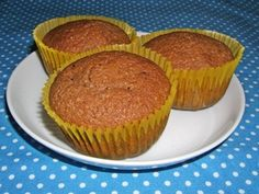 recipe for deliciously spongy chocolate muffins