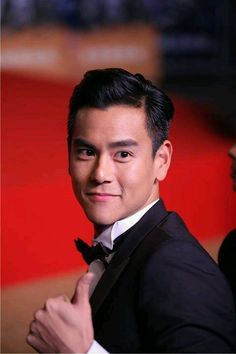 Actor Jing Boran, actor Eddie Peng, actor Max Zhang and actress Wang Luodan attend director Roy Chow's new movie 'Rise of the Legend' premiere on November 2014 in Beijing, China. Martial Artists, Asian Actors, Haircuts For Men, Man Crush, New Movies, Gorgeous Men, A Good Man, Cute Boys, Hot Guys