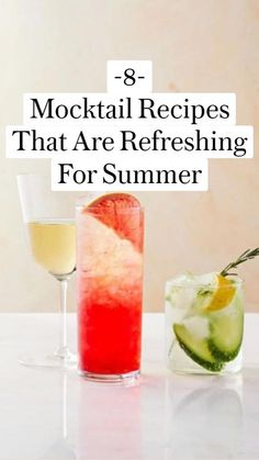 Sparkling Drinks, Cocktails, Non Alcoholic Drinks, Party Drinks, Cocktail Drinks, Beverages, Alcohol Drink Recipes, Sangria Recipes, Cocktail Recipes