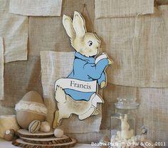 Peter Rabbit™ Door Sign  $59.00