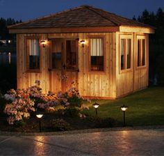 The square and rectangle gazebo designs are used in many instances to house hot tubs and spas. Visit us: cedarshed.com