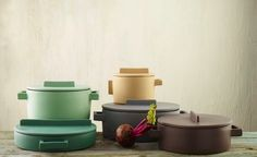 Colorful Cookware: Terra Cotto Ceramic Pots from Italy: Remodelista