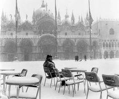 Venezia nevado