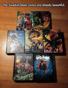Swedish Harry Potter
