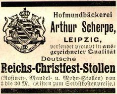 12 x Original-Werbung/Anzeige 1897 bis 1968 - WEIHNACHTS-GEBÄCK VERSCH. MARKEN | eBay