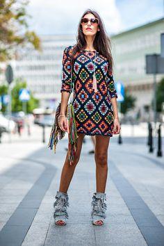 SZYDEŁKOWA SUKIENKA | Czerwona Sukienka – Blogi Modowe | Czerwona Sukienka - Blogi Modowe