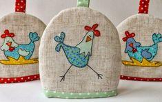 50 easy diy chicken painted rocks ideas (20)