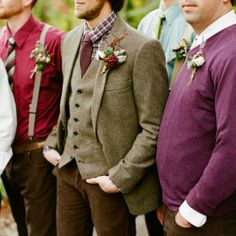 A groomsman-turned-groom is back for a second round of style advice. Check out my tips. (image: Ray Ryan Photo)