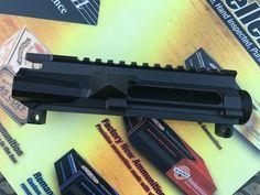 AR-15 BILLET UPPER - Chi-Town Tactical