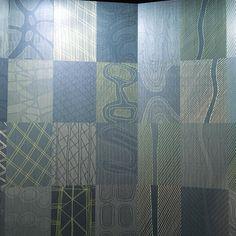 Possum skin cloaks markings #quiltytourist Bath Towels, Quilt Blocks, Cloaks, Curtains, Quilts, Blanket, Rugs, Instagram Posts, Crafts