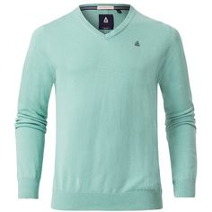 Modischer hellgrüner #Pullover von #GAASTRA. Der Pullover überzeugt mit seiner tollen #Farbe und sieht super trendig zur #Jeans aus. ♥ ab 79,95 €