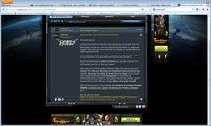 Le mail de bienvenue que ma faction m'a envoyé. http://fr.bigpoint.com/darkorbit/
