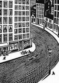 Frans Masereel. Die Stadt, 1925