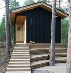 House Kekkapää - Smart och mysig uteplats.