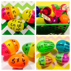 11 Creative Uses for Plastic Eggs in the Classroom