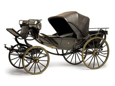 c. 1890 Cesare Sala Calèche with Leather Suspension | The Quattroruote Collection 2016 | RM Sotheby's