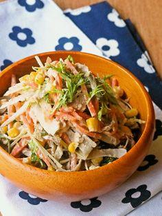 デリ風♪ツナマヨごぼうサラダ by emyo [クックパッド] 簡単おいしいみんなのレシピが249万品