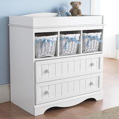 South Shore™ 'Cottage' Nursery Change Table