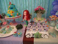 LOVE DECOR: Ariel - A pequena Sereia!!!