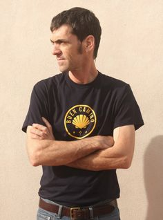 (http://www.spanishdoor.com/camino-de-santiago-buen-camino-t-shirt-size-s-men/) #BuenCaminoTShirt #CaminoDeSantiago