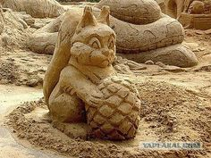 sand squirrel