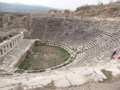 The Theater, Aphrodisias.