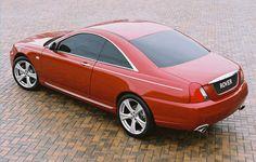 2003 Rover 75 Coupé Concept
