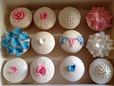 Pretty Little Mothers Day Cupcake Set psiche0