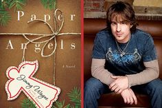Very excited to welcome CountryMusic Artist & Author of #PaperAngels @JimmyWayne to #CMchat Monday at 8pCT