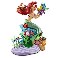 Ariel The Little Mermaid figure... must have this!! I hope it comes back in stock